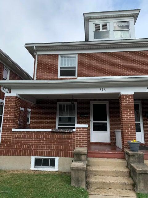 316 N MARKET Street, Selinsgrove, PA 17870