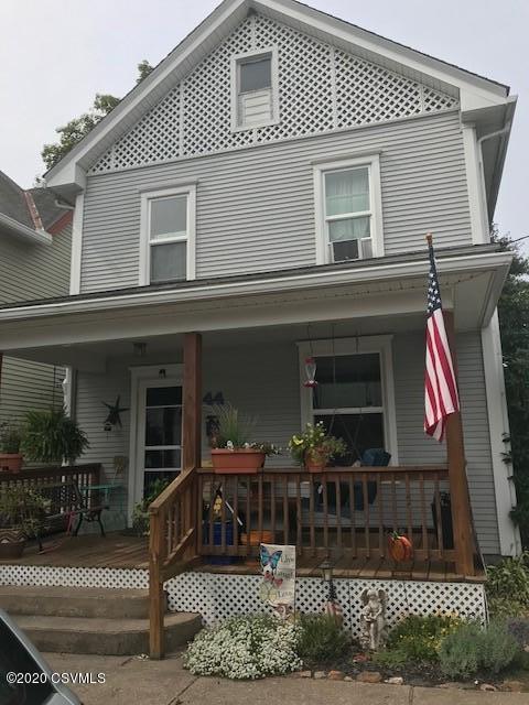 44 POPLAR Avenue, Milton, PA 17847