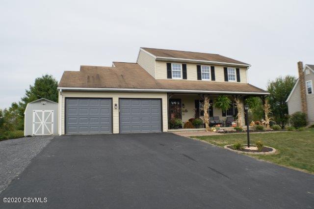 113 MEADOW GREEN Drive, Mifflinburg, PA 17844