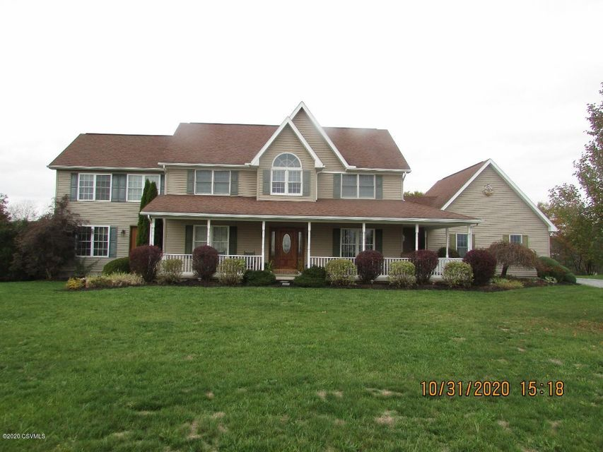 1004 BICKEL Road, Middleburg, PA 17842