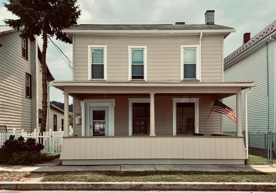 616 GRAND Street, Danville, PA 17821
