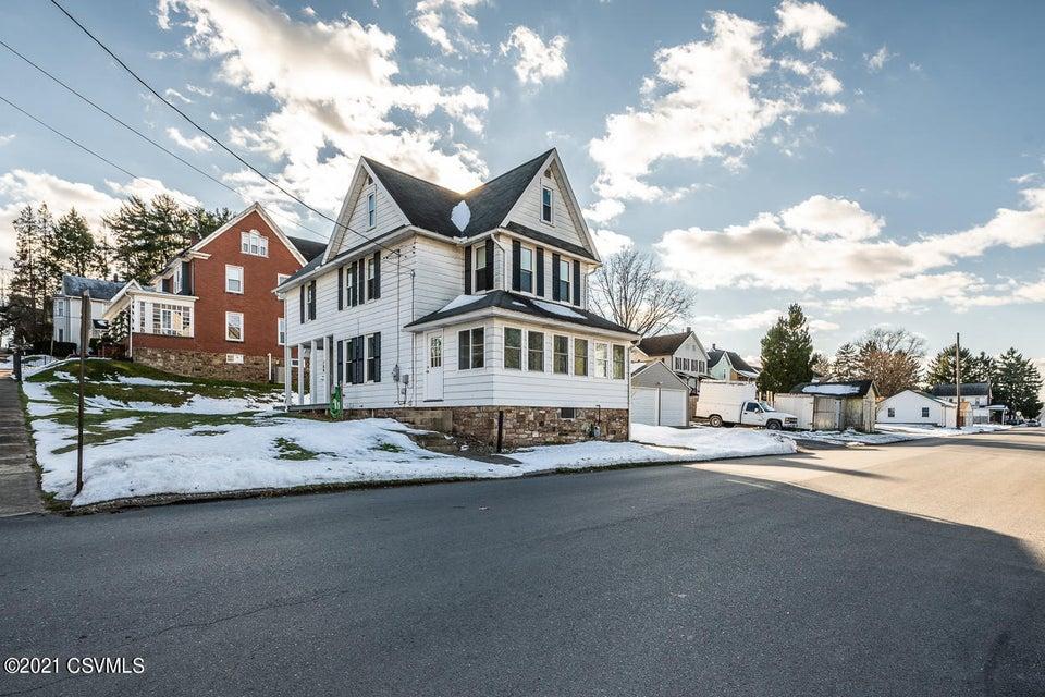 180 S TURBOT Avenue, Milton, PA 17847