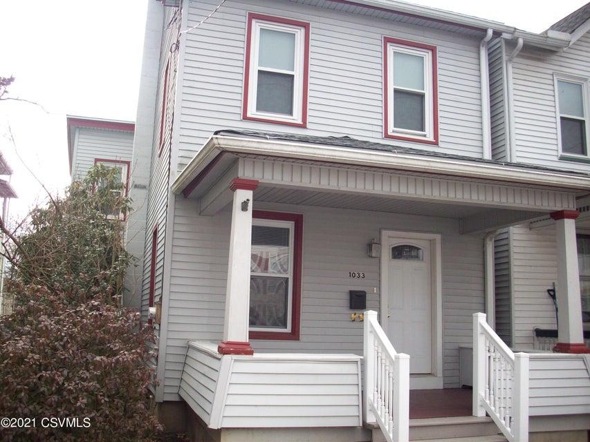 1033 LINE Street, Sunbury, PA 17801