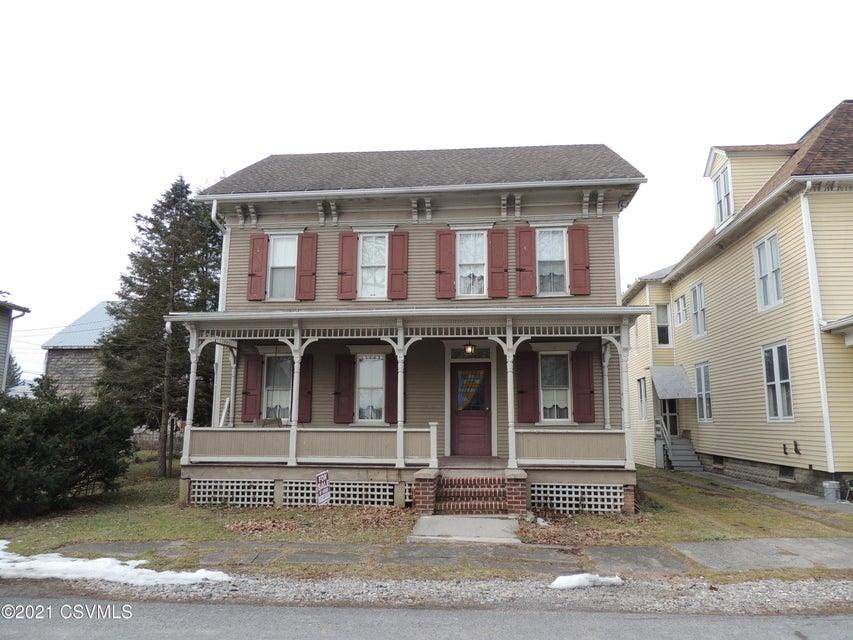 76 PINE Street, Beaver Springs, PA 17812