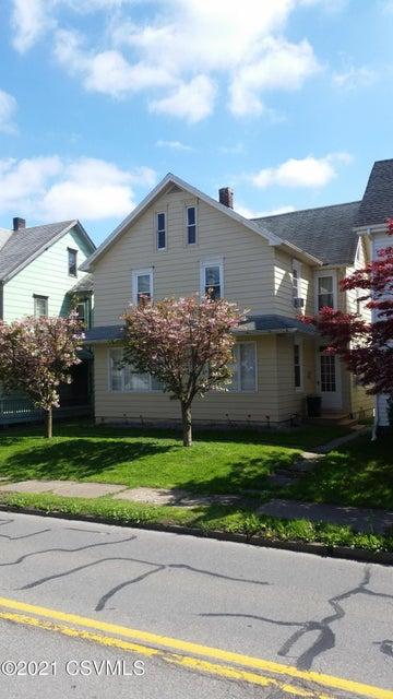 1257 MARKET Street, Sunbury, PA 17801