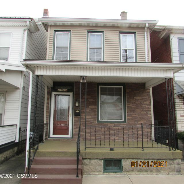 424 N 4TH Street, Sunbury, PA 17801