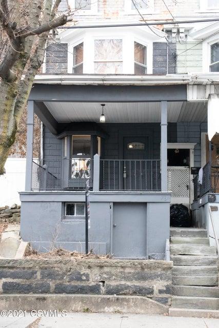 73 E SUNBURY Street, Shamokin, PA 17872