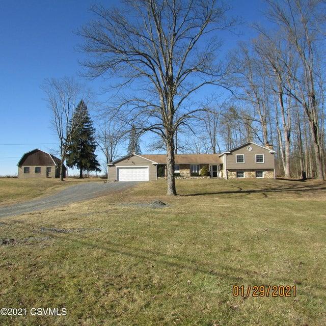 2591 CAPTAIN BLOOM Road, Sunbury, PA 17801