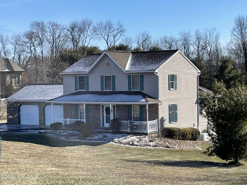 207 ENGLISH HILL Road, Bloomsburg, PA 17815