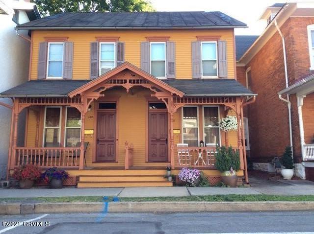 118 -120 N 4 Street, Lewisburg, PA 17837
