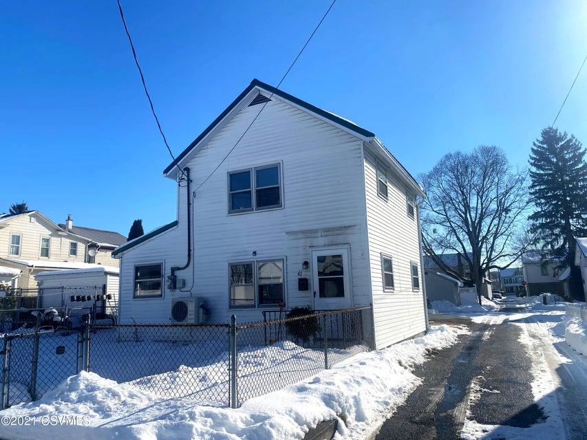 40 RAILROAD Street, Danville, PA 17821