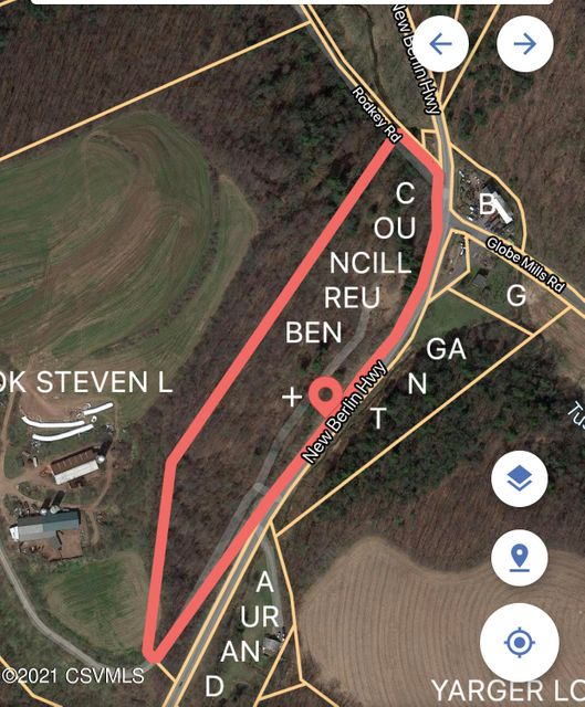 NEW BERLIN Road, Middleburg, PA 17842