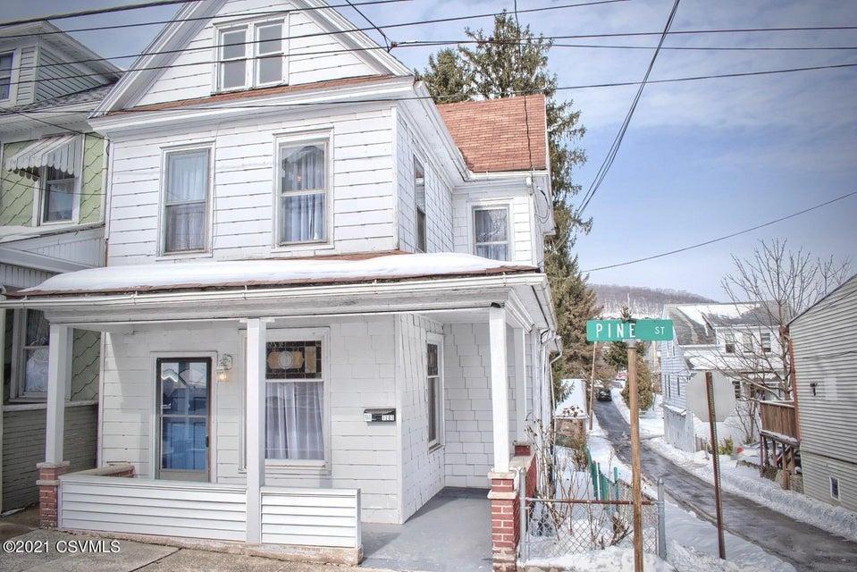 1201 W PINE Street, Coal Township, PA 17866