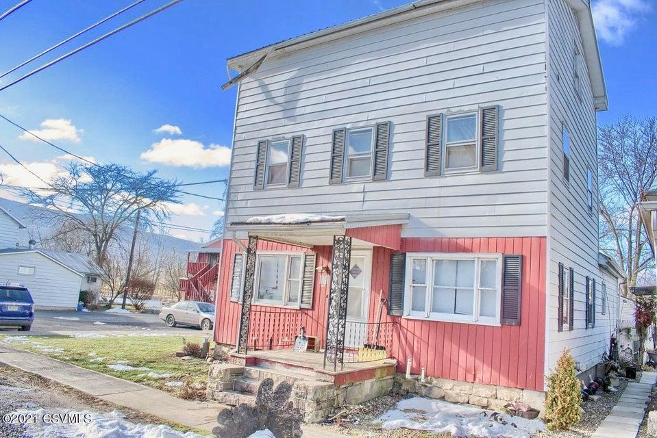 1460 MILLMONT Road, Millmont, PA 17845