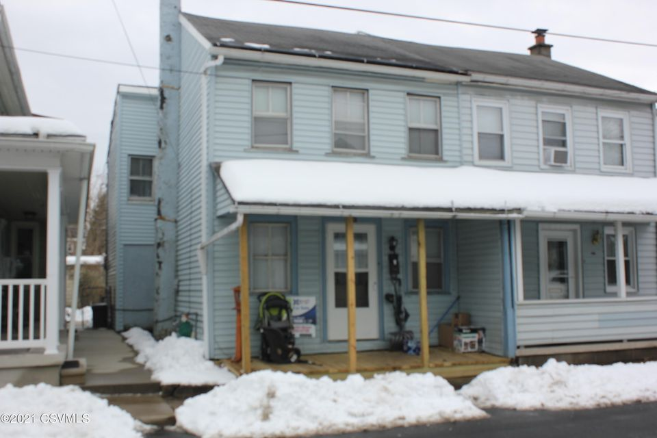 323 VINE Street, Sunbury, PA 17801