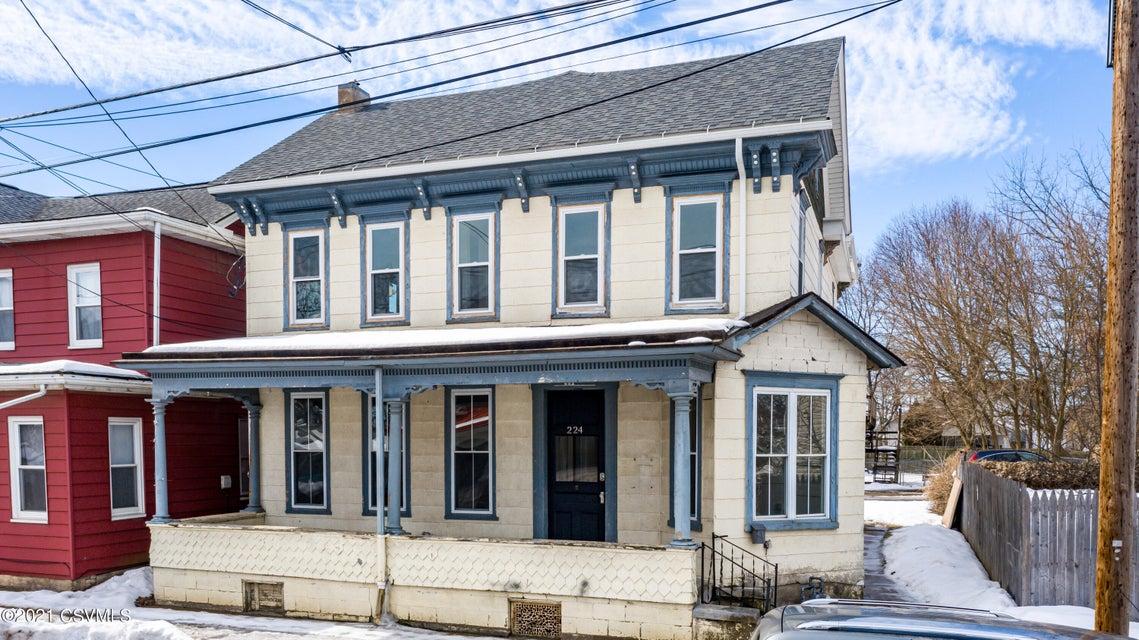 224 WEST Street, Bloomsburg, PA 17815