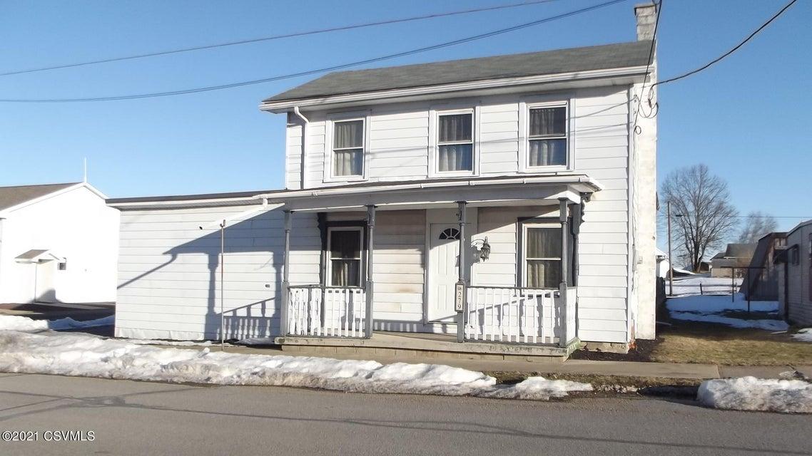 279 BROADWAY Street, Turbotville, PA 17772