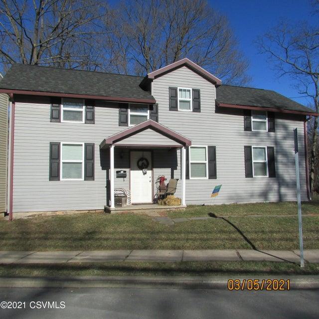 68 BROWN Street, Lewisburg, PA 17837