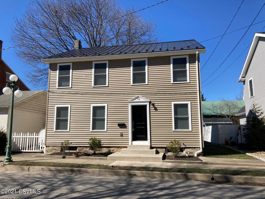 26 ST JOHN Street, Lewisburg, PA 17837