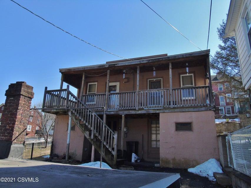 1012 E CLAY Street, Shamokin, PA 17872