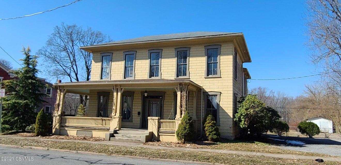 602 N FRONT Street, Milton, PA 17847
