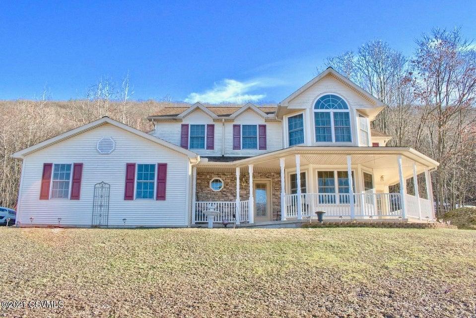 228 Orchard Hills Lane, Shamokin, PA 17872