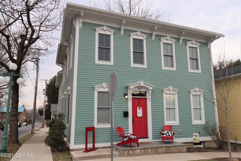 202 S 2ND Street, Lewisburg, PA 17837