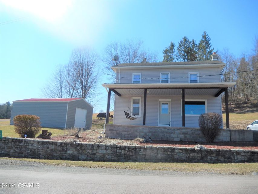 Totally Remodeled Two Story+ on 1 Acre w/ Pole Barn & 2 Car Detached Garage