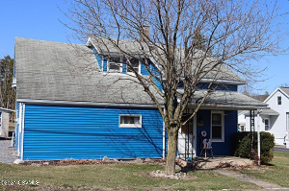 206 PENN Avenue, Elysburg, PA 17824