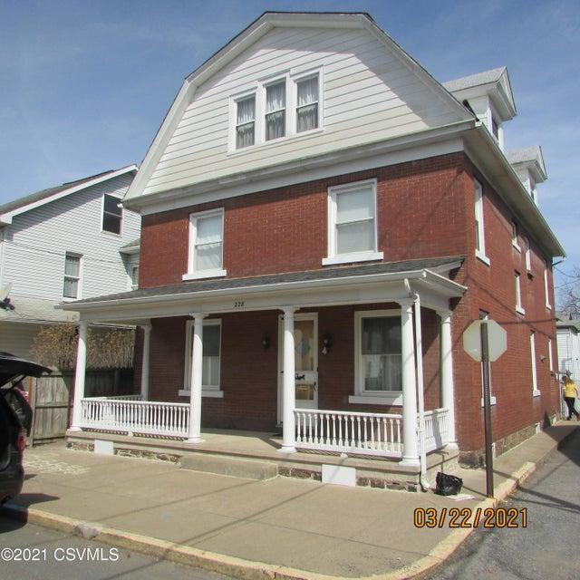 228 SPRUCE Street, Sunbury, PA 17801