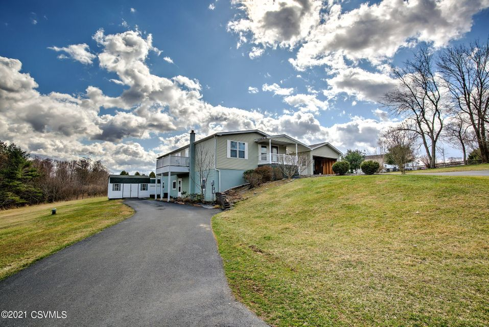 922 MULBERRY Road, Paxinos, PA 17860