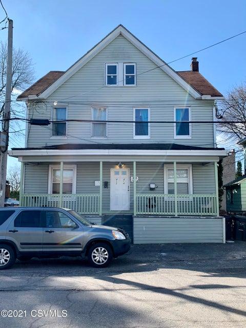 412 W 1ST Street, Hazleton, PA 18201