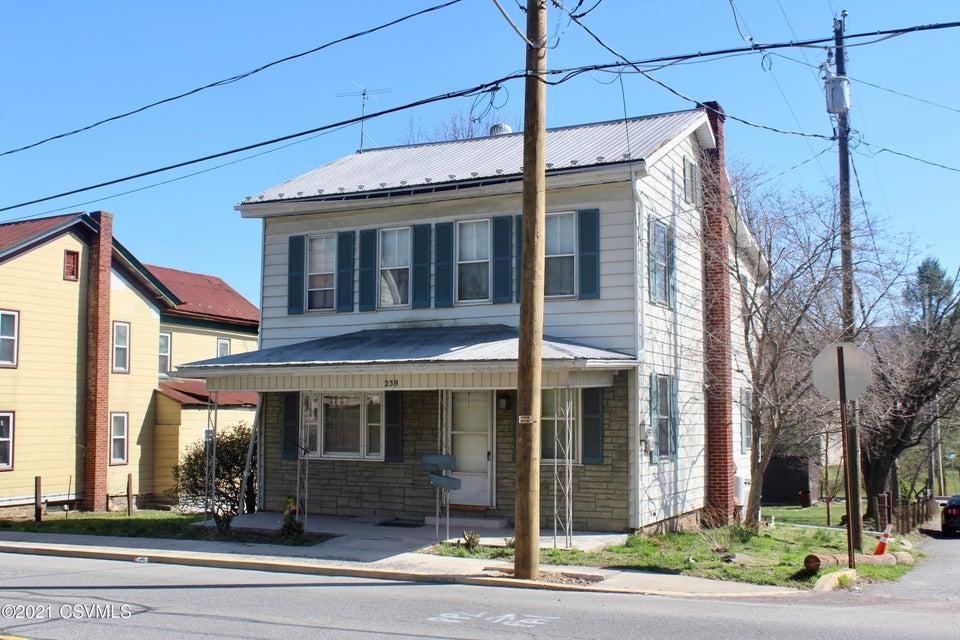 239 W MARKET Street, Middleburg, PA 17842