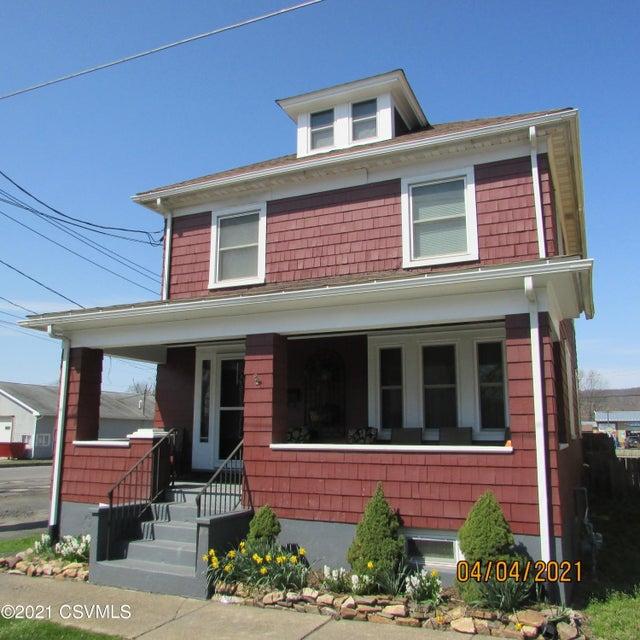 809 N 4TH Street, Sunbury, PA 17801