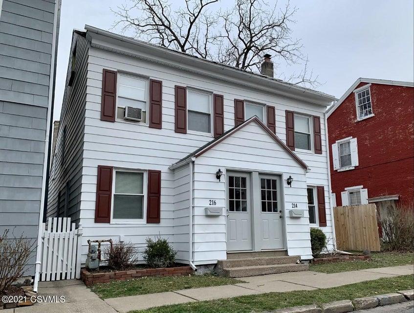 214-216 N 4TH Street, Lewisburg, PA 17837