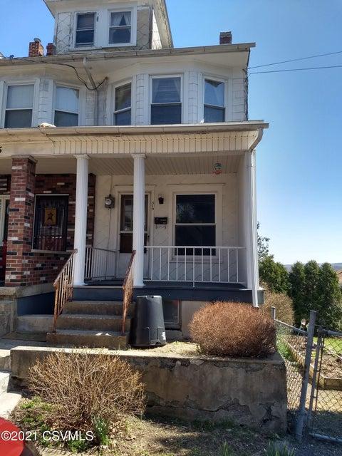 513 KULP Avenue, Coal Township, PA 17866