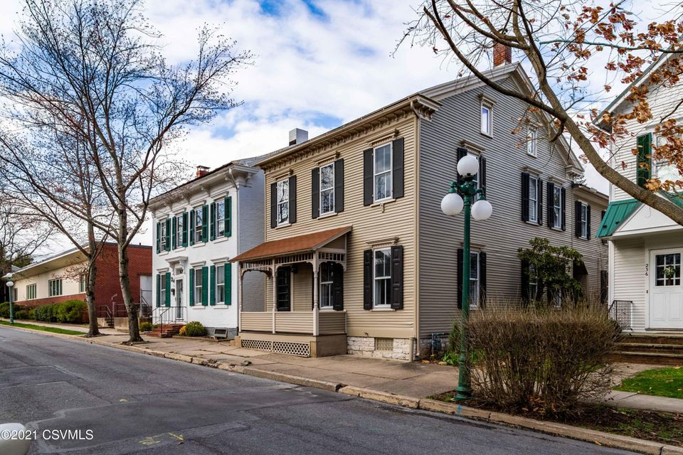 230 S. 4TH Street, Lewisburg, PA 17837
