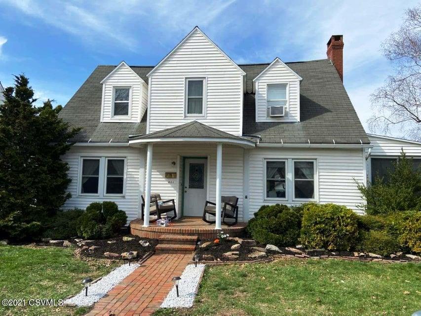 421 GRAND Street, Middleburg, PA 17842
