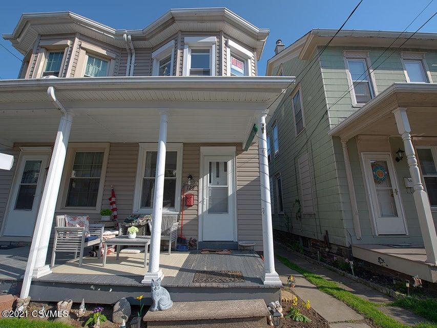 126 FAIRMOUNT Avenue, Sunbury, PA 17801