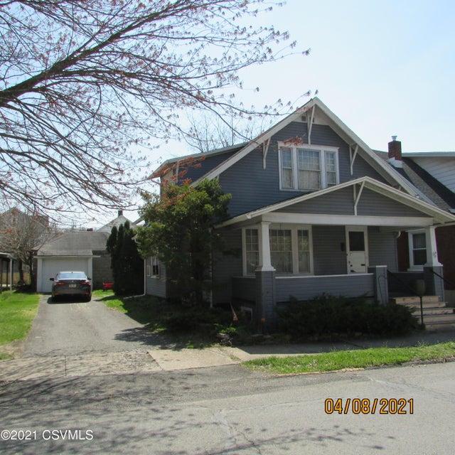 214 N 11TH Street, Sunbury, PA 17801