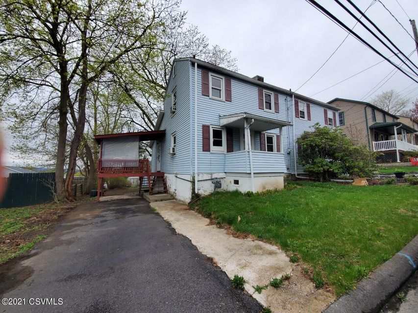 1531 SECOND Street, Danville, PA 17821