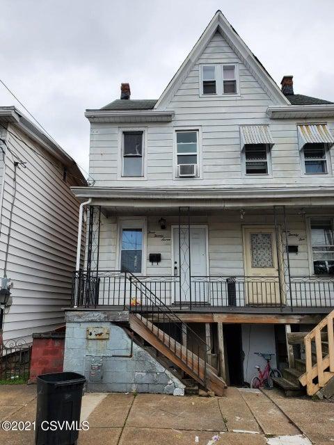 327 N MAPLE Street, Mt. Carmel, PA 17851
