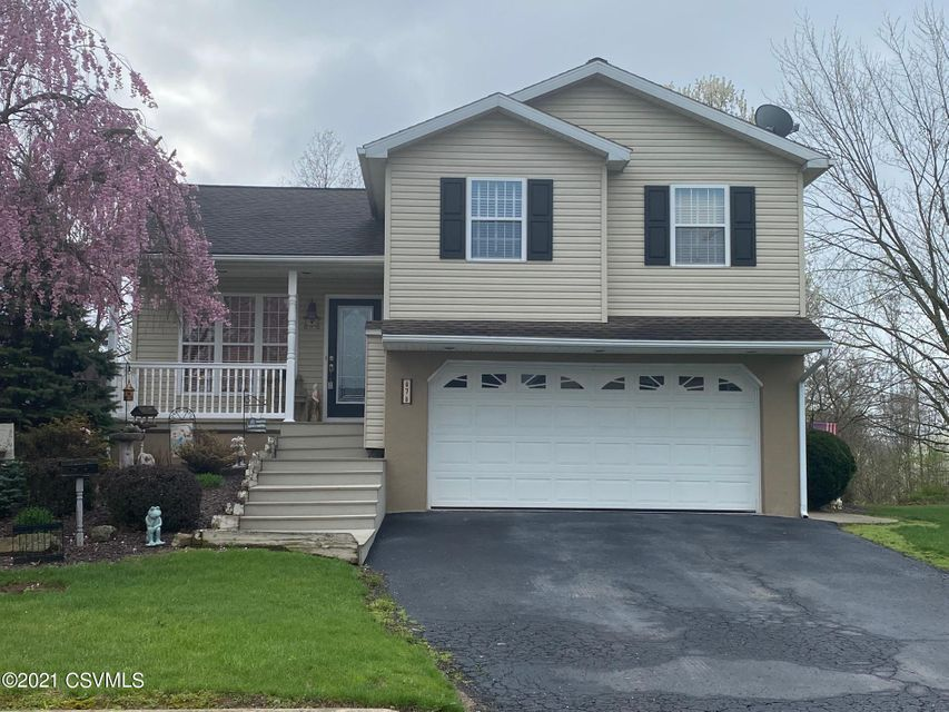 7 MEADOW Lane, Lewisburg, PA 17837