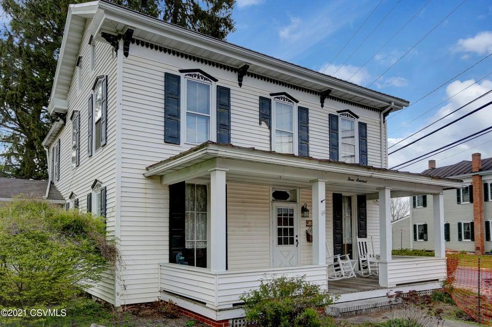300 WALNUT Street, Mifflinburg, PA 17844