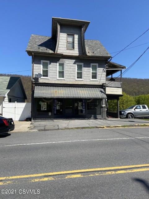 701 W SHAMOKIN Street, Trevorton, PA 17881
