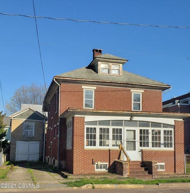 836 FORT AUGUSTA Avenue, Sunbury, PA 17801