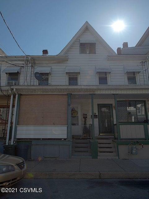 129 S PEARL Street, Shamokin, PA 17872