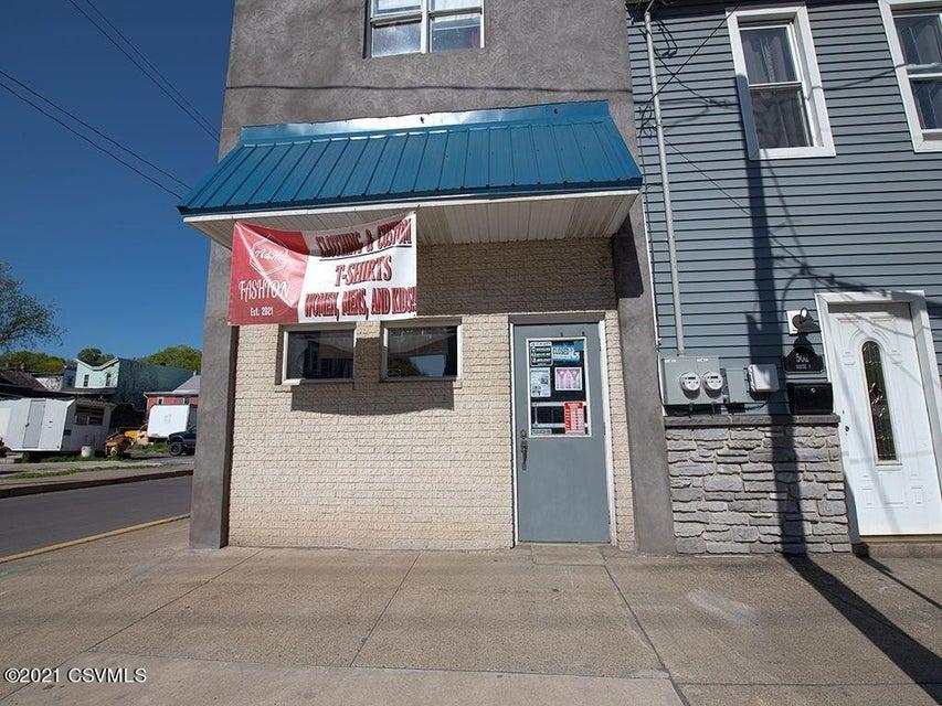 500 N SHAMOKIN Street, Shamokin, PA 17872
