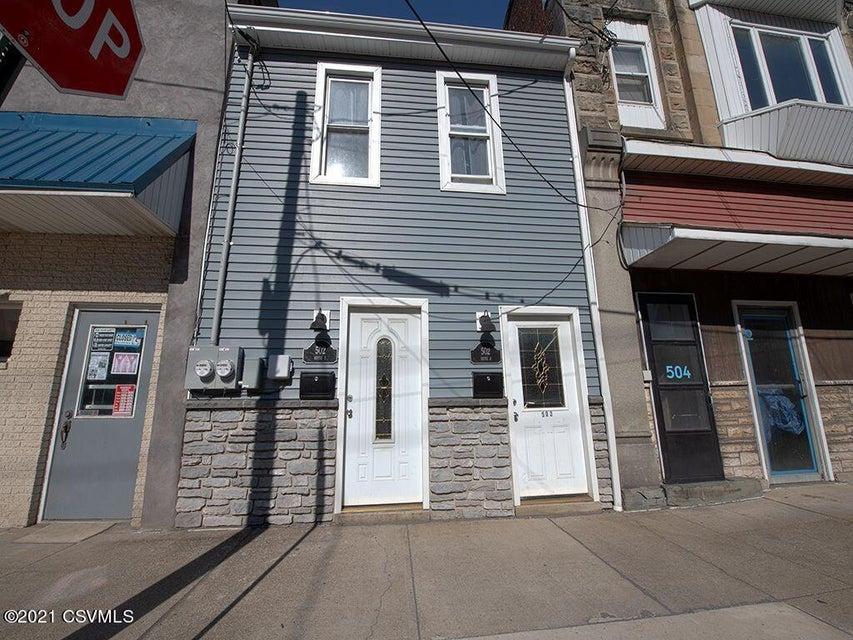 502 N SHAMOKIN Street, Shamokin, PA 17872