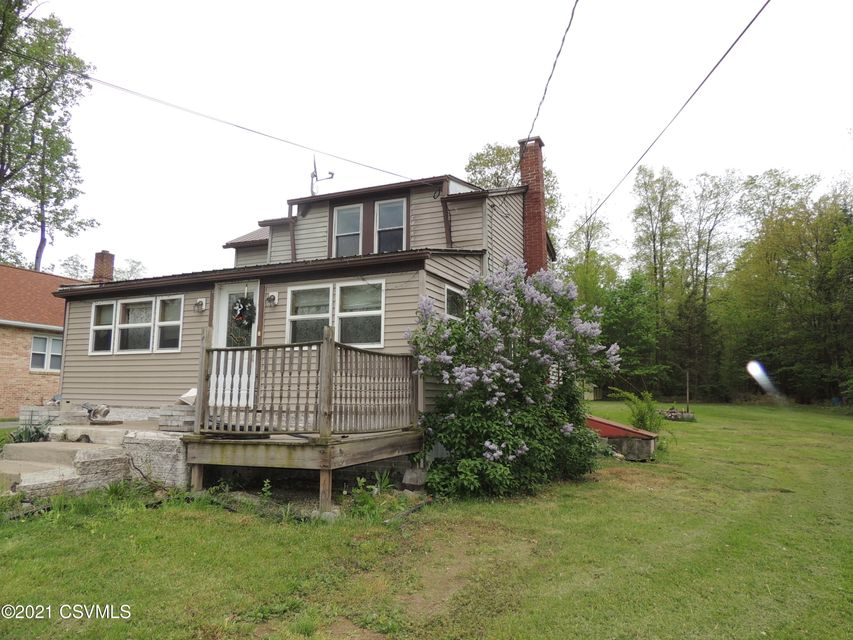861 PAXTONVILLE Road, Middleburg, PA 17842